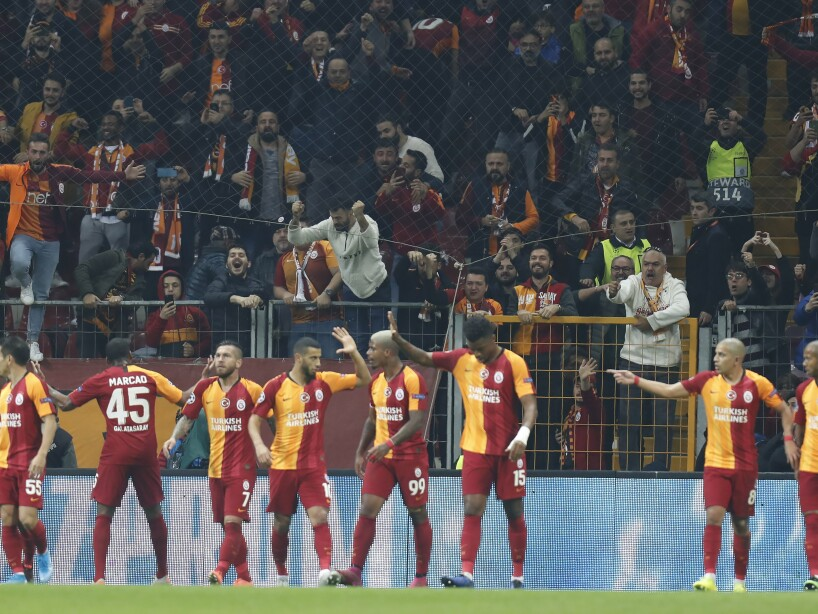 Turkey Soccer Champions League