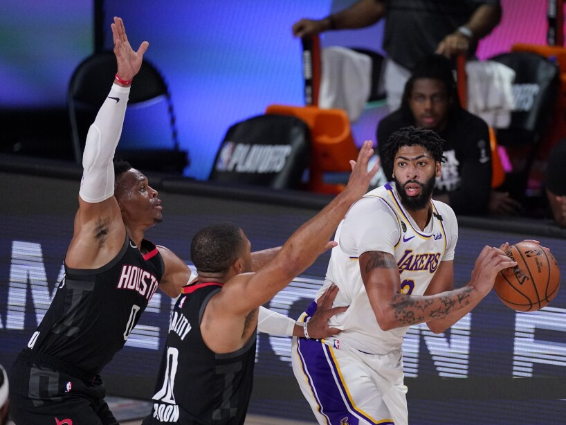 Lakers Rockets Basketball