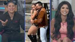 Kimberly Flores revela frente a Andrea Escalona si le dieron celos que grabara un videoclip con Edwin Luna