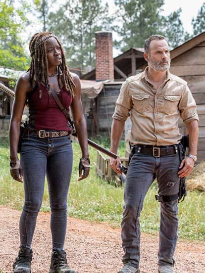 La novena temporada de 'The Walking Dead' se estrenará en otoño
