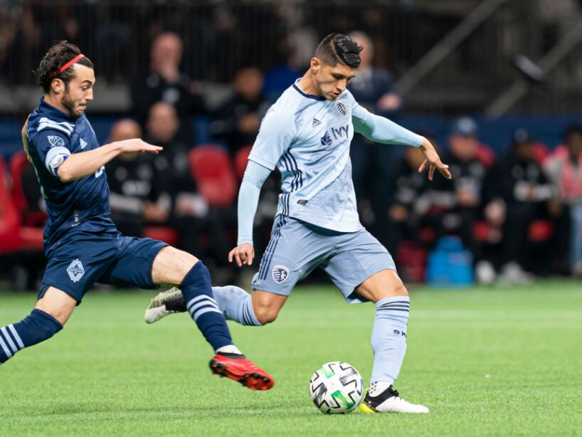 Sporting Kansas City v Vancouver Whitecaps FC