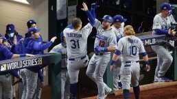 Resumen | Dodgers se pone a un juego de ganar la Serie Mundial