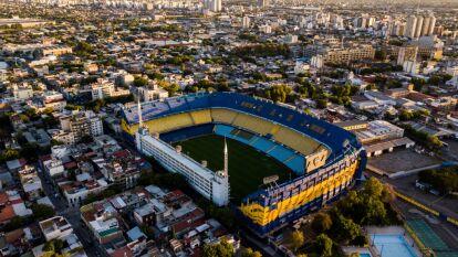 Estadio Alberto J. Armando, mejor conocido como 'La Bombonera', casa de Boca Juniors.