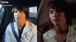 Los Jonas Brothers recrean escena de 'Camp Rock' a 11 años de su estreno