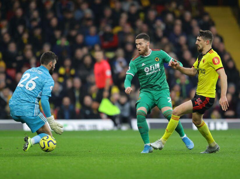 Watford FC v Wolverhampton Wanderers - Premier League
