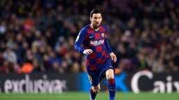 Messi anuncia que el equipo se bajará el sueldo un 70 por ciento