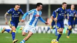 'Chucky' Lozano jugará su partido 150 en Europa con números brutales