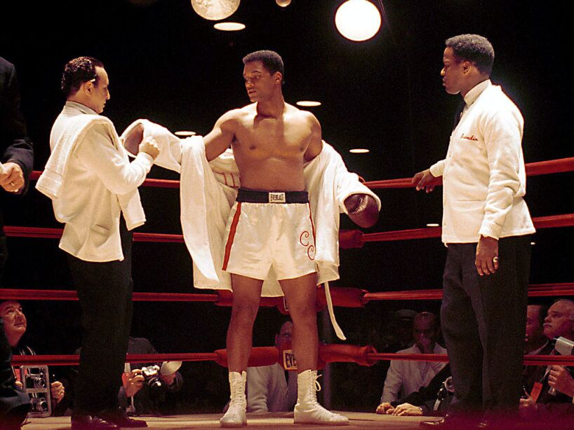 "Will Smith ""Ali"" Movie Set"