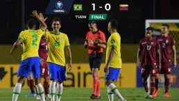 Brasil lidera en solitario las eliminatorias de Conmebol