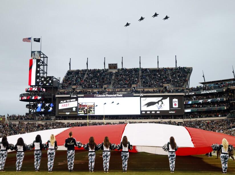New England Patriots vPhiladelphia Eagles
