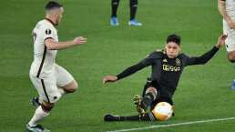 """Para Edson Álvarez, el Ajax """"merecía mucho más"""""""