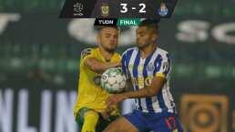 Tecatito tropieza con el Porto ante Pacos de Ferreira