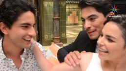Detrás de: Los deseos en la boda de Fabi y Matías