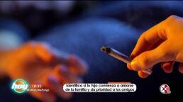 Signos para descubrir si tus hijos consumen drogas