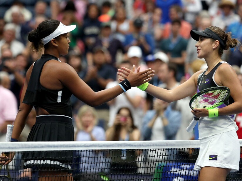 2019 US Open - Day 8