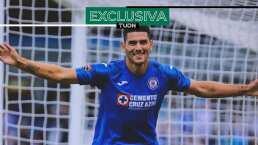 Para Lucas Passerini, Cruz Azul no era su primera opción