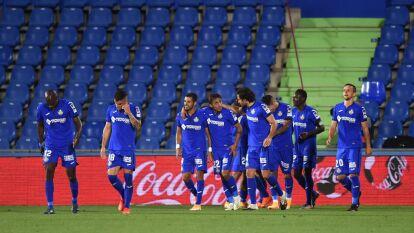 El Betis cayó en su visita a Getafe sin Guardado y Lainez | Los mexicanos no tuvieron actividad en la derrota 3-0 en su visita al Alfonso Pérez.