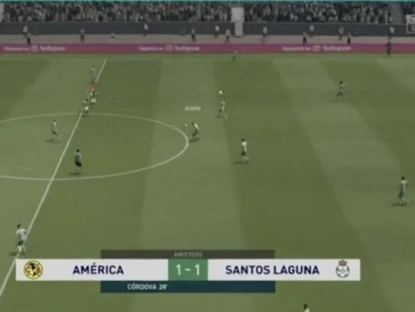 eLiga MX, Santos vs América, 6.png