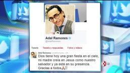 HOY expresa condolencias ante la muerte de la mamá de Adal Ramones
