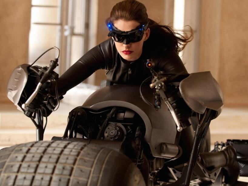 Cat Woman en The Dark Knight Rises