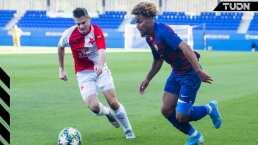 Barcelona Juvenil está casi eliminado de la Youth League
