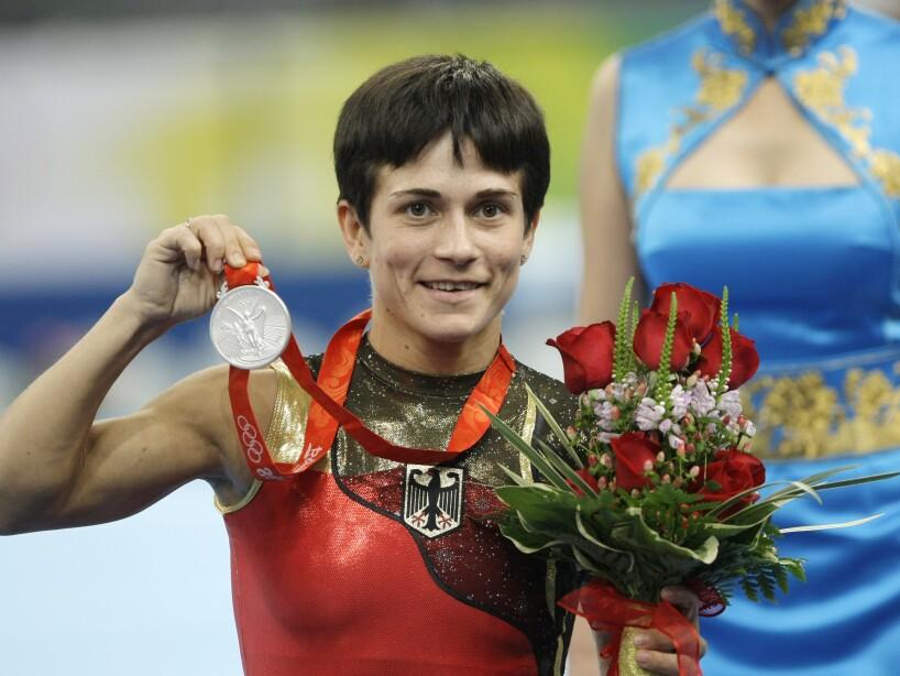 Oksana Chusovitina