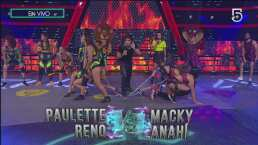 Macky y Anahí vencen a Paulette y Reno en Fuerzas Extremas