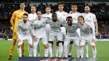 Real Madrid | 134,000 puntos