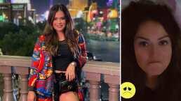 Mariana Echeverría se lesiona la pierna a días de la final de 'Las Estrellas Bailan en Hoy'