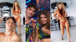Christian Estrada se convierte en el paparazzi de Ferka
