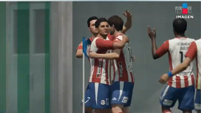Atlético San Luis se lleva 'el Clásico de la 57' a manos de Carlos Gutiérrez, con marcador de 5-3. Jaime Gomez en los controles por parte de Querétaro, no logró vencerlo.