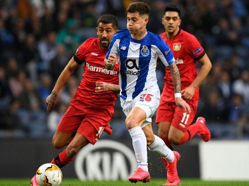 FC Porto v Bayer 04 Leverkusen - UEFA Europa League Round of 32: Second Leg