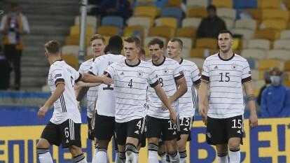 Con goles de Ginter y Goretzka, los teutones se impusieron 2-1 en la justa de selecciones europeas.