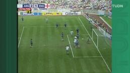 ¡Lineker asustaba a Argentina con un golazo! Recuerda el descuento