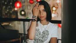 Ángela Aguilar aclara polémica tras sacar el celular mientras entonaban himno de Rusia