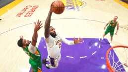Duelazo que se lleva Lakers sobre el Jazz