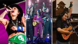Bomba Estéreo, Julieta Venegas y otras famosas que convirtieron sus canciones en poderosos himnos feministas