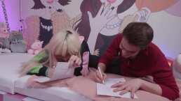 Primer concurso de dibujo con Brigitte Grey