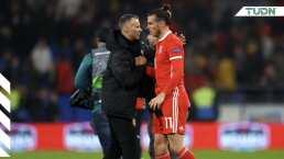 Giggs convoca a un lesionado Gareth Bale con Gales