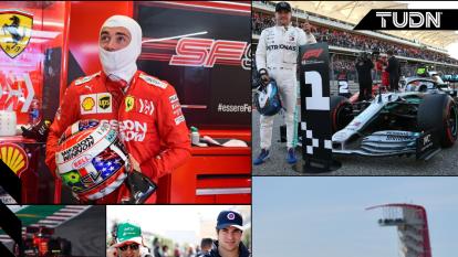 La competencia donde Lewis Hamilton puede coronarse y Sergio Pérez deberá salir desde los pits.