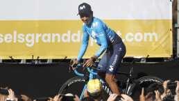 Nairo Quintana se adjudica la etapa 18 del Tour de Francia