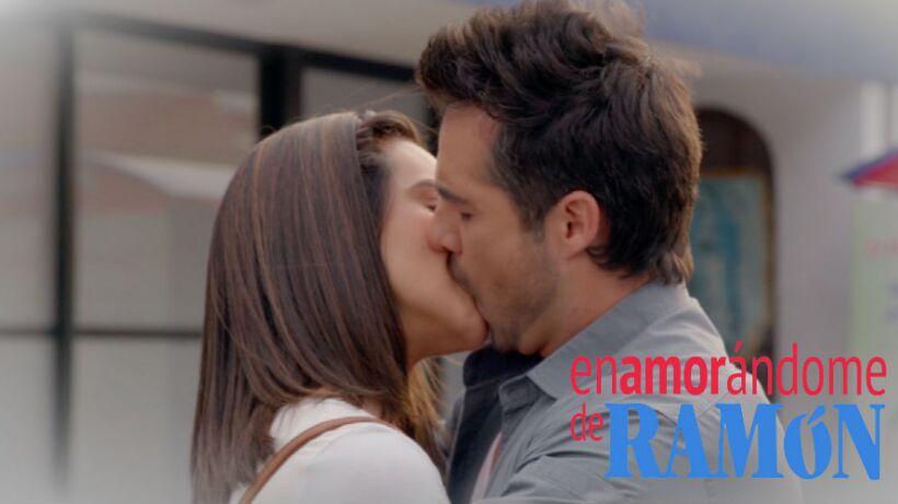 ¡Los mejores besos de Enamorándome de Ramón!