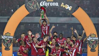 Con doblete de Furch y goles de Cid y Noya, Veracruz se consagró campeón de Copa MX ante el Necaxa