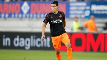 PSV gana tres a uno.