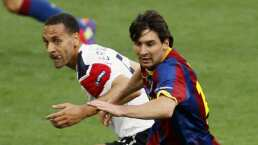 """Rio Ferdinand reveló el motivo por el que le dijo """"no"""" al Barça"""