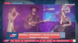 Ángela, Leonardo y Majo Aguilar ¿Existe rivalidad en la dinastía Aguilar?