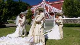 Capítulo final: Los Reyes y las hermanas Elizondo se casan