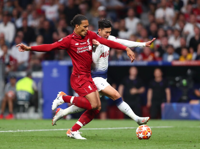 Tottenham Hotspur v Liverpool - UEFA Champions League Final