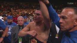 Vergil Ortiz Jr acabó con Antonio Orozco en seis rounds
