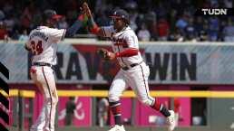 Braves superan a Phillies con histórico juego de Acuña Jr.